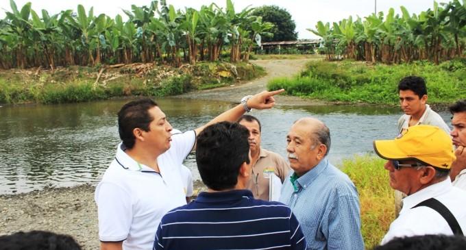 Comunas de Valencia gestionan obras ante Prefectura y Alcaldía