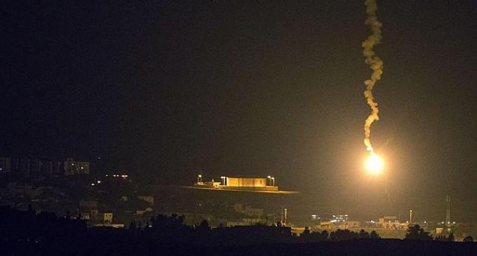 El Ejército israelí bombardea posiciones de Hamás en la Franja de Gaza