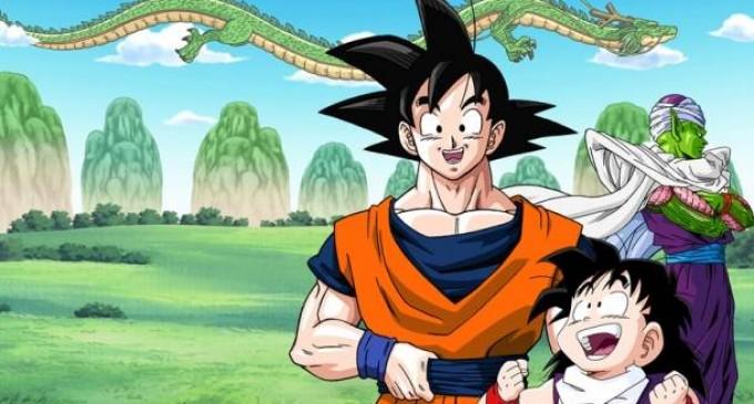 ¡Anuncian nueva película de 'Dragon Ball Z'!