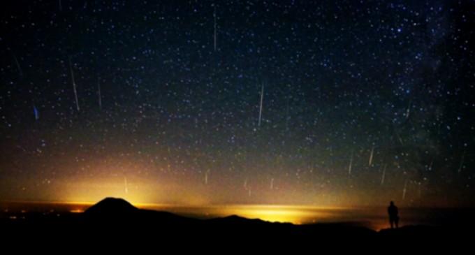 Dos cometas provocarán que lluvias de estrellas iluminen el cielo este martes
