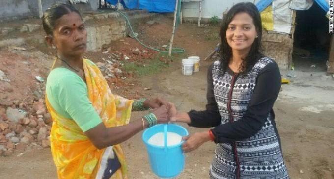 India cambia el balde de hielo por arroz en un nuevo desafío