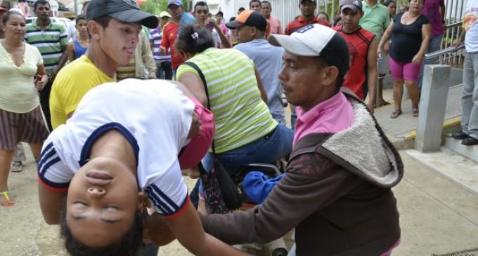 El misterio detrás del desmayo de 200 niñas en Colombia