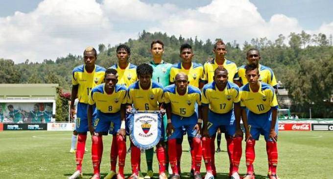 Ecuador está en semifinales de la Copa de Naciones