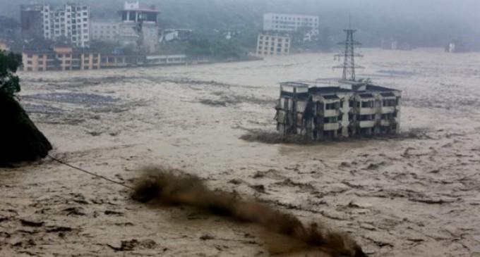 Al menos 12 muertos y 12 desaparecidos por fuertes lluvias al suroeste China