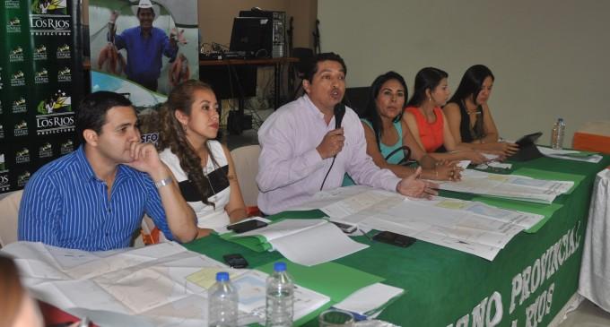 Provincia de Los Ríos busca solución amistosa a diferendos limítrofes