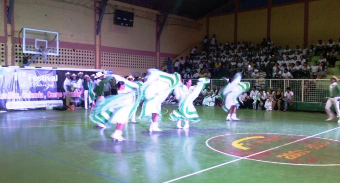 Palenque se llevó el primer lugar en Festival de Danza Los Ríos