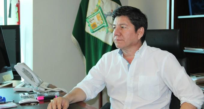 Alcalde Terán, se pronuncia respecto a tema limítrofe