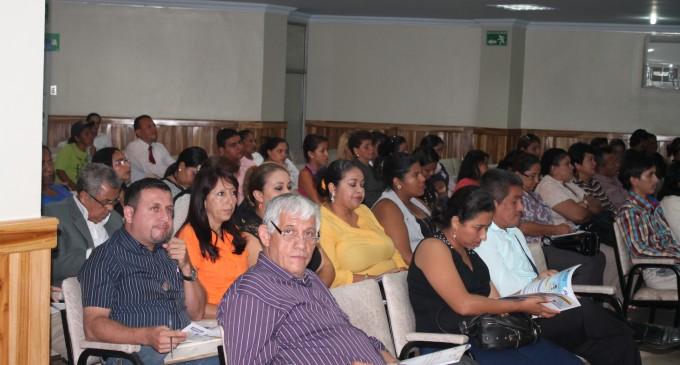 Indicadores de participación política de la mujer ecuatoriana