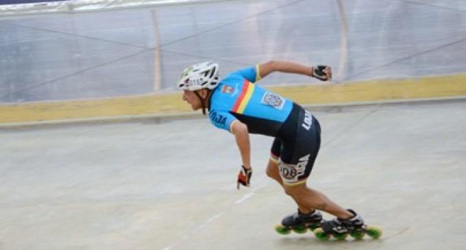 Patinaje de Carreras reparte primeras medallas en el Open Sudamericano