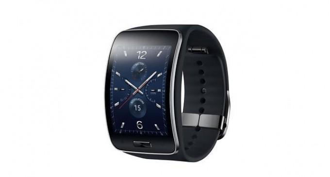 Samsung desvela Gear S, un «smartwatch» curvado que permite hacer llamadas