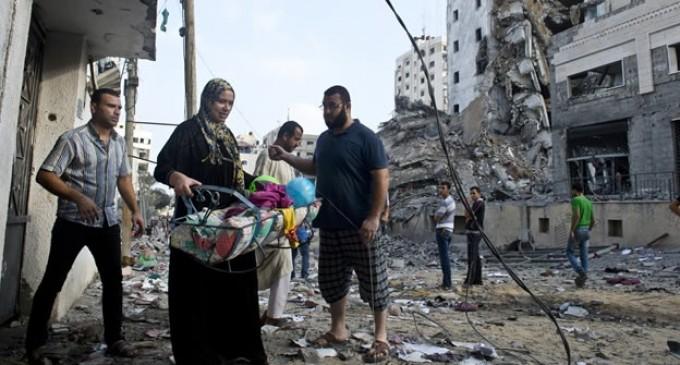 Israel y Hamas alcanzan un acuerdo para el 'fin de la agresión' en Gaza