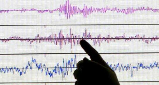 Chile registra un sismo de 6.4 grados