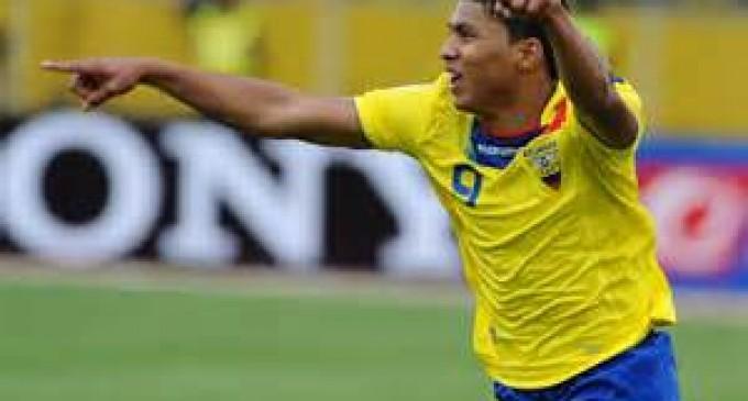 """Jefferson Montero: """"Cosas internas impidieron que Ecuador siga en el Mundial"""""""