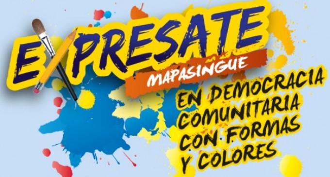 """Consejera Villacís premió a ganadores de """"Exprésate Mapasingue"""""""
