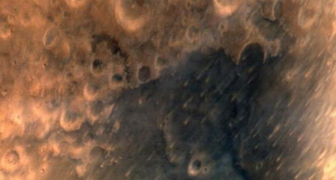 La nave india en Marte envía sus primeras imágenes