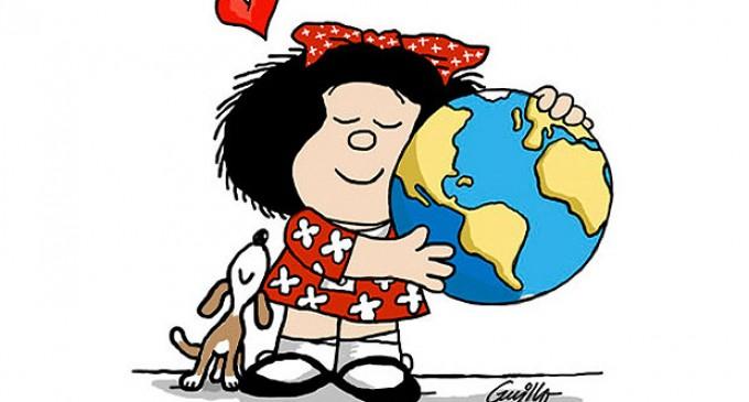 Los 50 años de Mafalda: sus 10 mejores frases y cinco homenajes artísticos