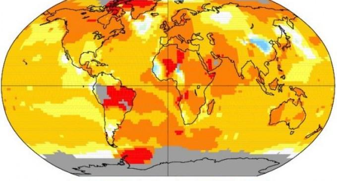El mes de agosto de este año, el más cálido de la Tierra desde 1880