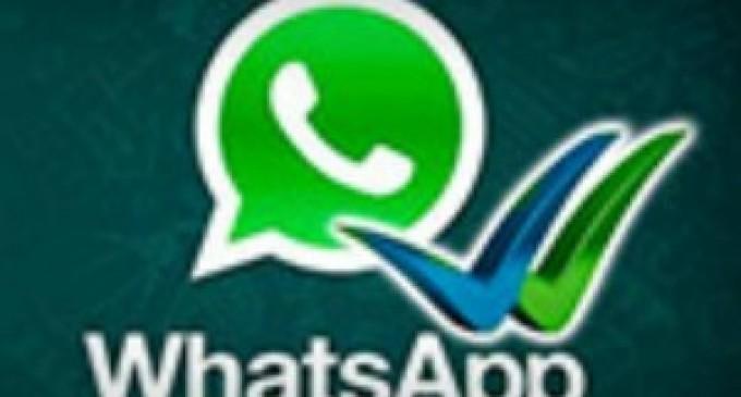 Cambiará de color el segundo check de WhatsApp