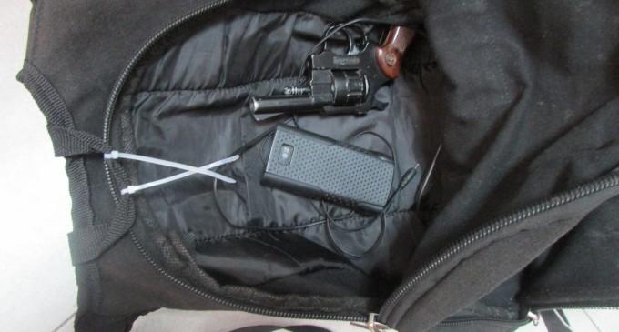 Retienen estudiante con arma de fuego en un colegio de Los Ríos