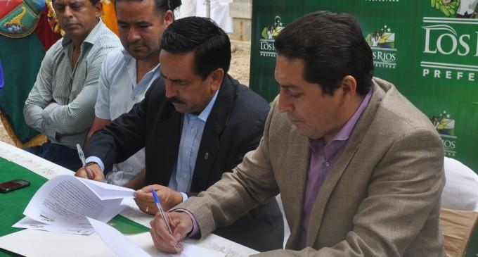 Los Ríos, Bolívar y Cotopaxi viabilizan negociación en tema limítrofe