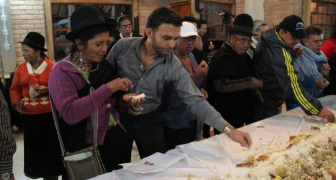 Primer encuentro de Democracia Comunitaria Electoral en el país