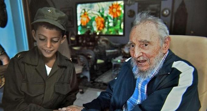 Fidel Castro compara el estilo de los portavoces de la OTAN con el de las SS nazis