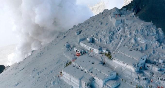 Aumentan a 36 los muertos por la erupción del Monte Ontake en Japón