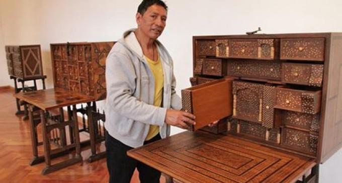 Exposición de Bargueños de Quillapangui