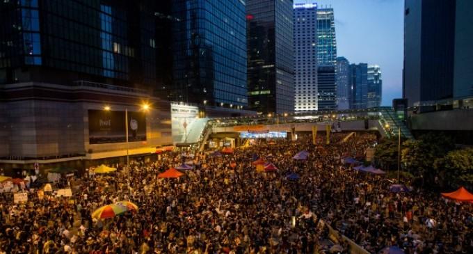Los estudiantes dan un ultimátum al jefe del Gobierno de Hong Kong