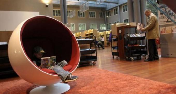Finlandia, el país que ama los libros