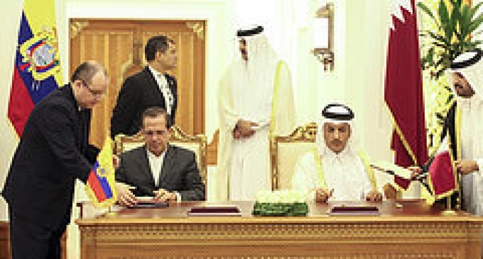 Ecuador y Qatar afianzan sus relaciones en el ámbito comercial