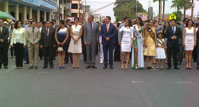 Los Ríos celebró sus 154 Años