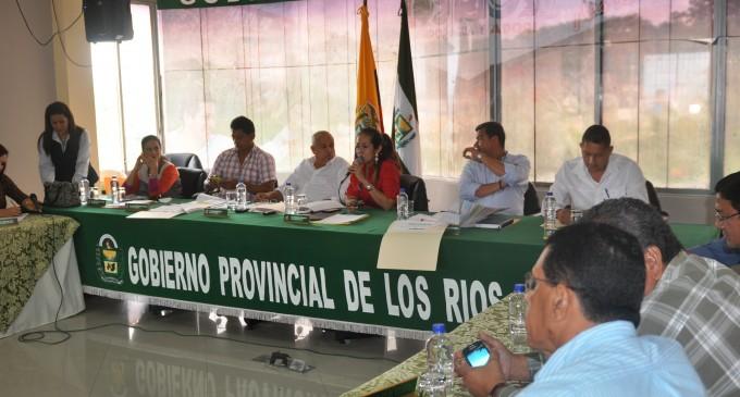 Los Ríos y Bolívar coinciden en más de 50 km de límites