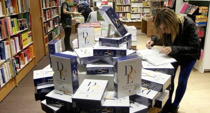 La 23.ª edición del DRAE ya está en las librerías