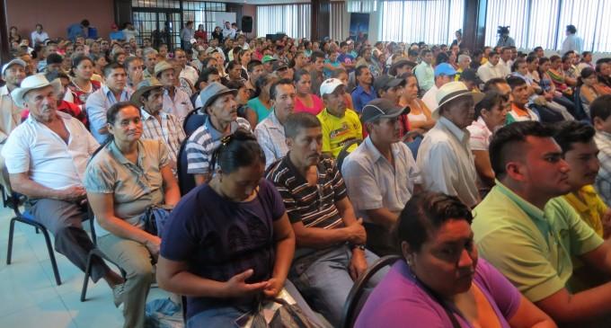 Lanzamiento de 29 obras FERUM BID en Los Ríos