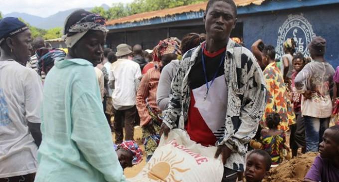 Países afectados por el ébola están al borde de una crisis alimentaria, según la ONU