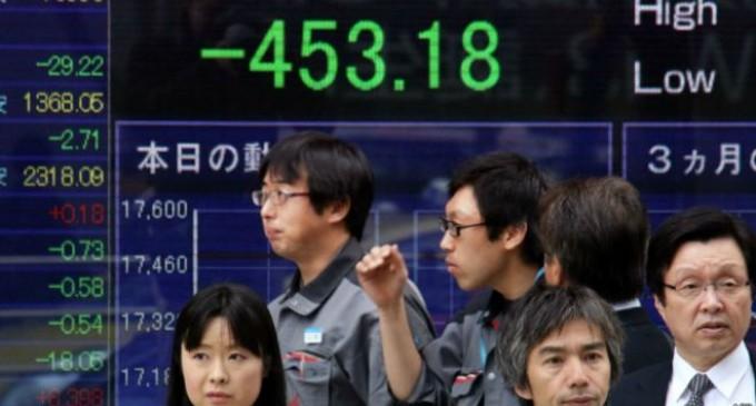 Marcha la economía global hacia un desfiladero?