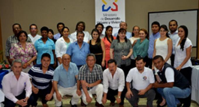 Consejo Ciudadano Sectorial de Hábitat se cumplió en Esmeraldas