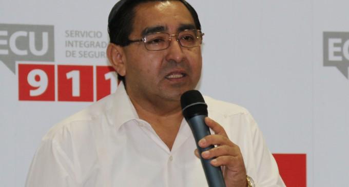 Ministro Coordinador de Seguridad dialogó con riosenses