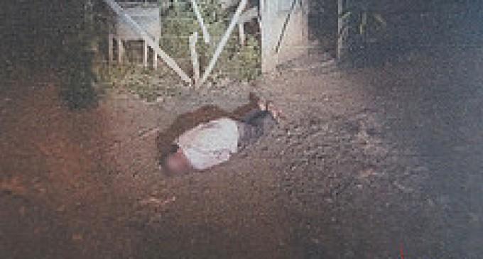 Dinased busca a sospechoso de un crimen en Los Ríos