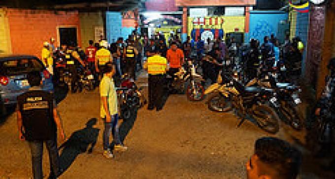 Operativo a burdel dejó un detenido y varias motocicletas retinas en Quevedo