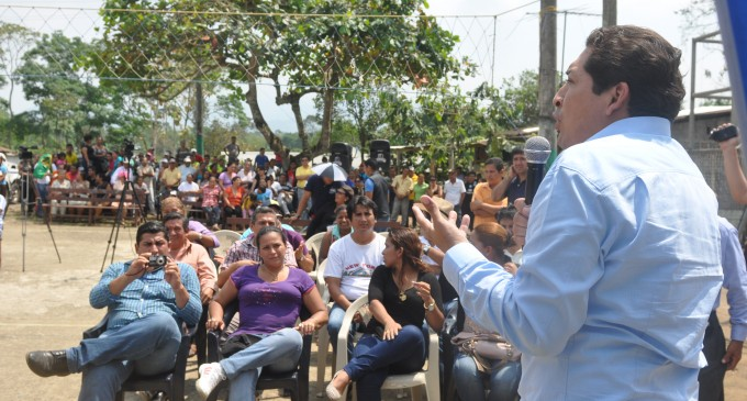 Los Ríos y Bolívar ratifican compromiso para desarrollar zona limítrofe