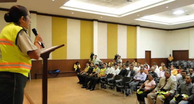 Oficiales antinarcóticos rindieron cuentas  de la gestión operativa 2014