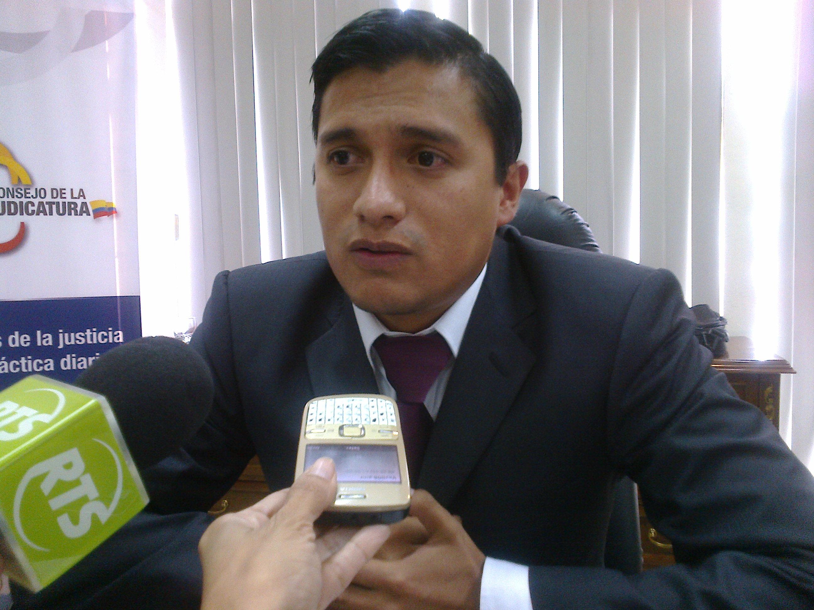 Juez detenido por presuntos actos de corrupción