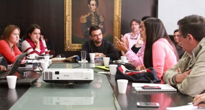 CNE mantuvo reunión con coordinadores y delegados