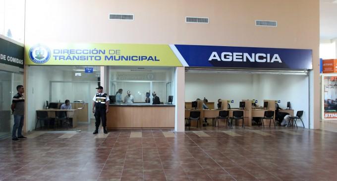 INAUGURAN NUEVAS OFICINAS DE LA DIRECCIÓN DE TRÁNSITO MUNICIPAL
