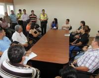 BOTONES DE SEGURIDAD PARA ALERTAR EMERGENCIAS EN LA TERMINAL TERRESTRE BABAHOYO