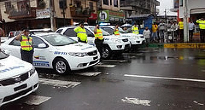 Siete nuevos patrulleros garantizan la seguridad en el Distrito Buena Fe-Valencia