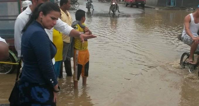 Tres escuelas suspendieron clases por lluvias en Baba