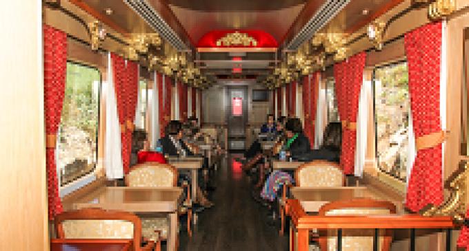Tren Crucero obtiene un nuevo reconocimiento internacional